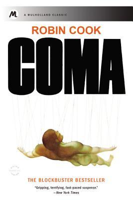 Coma - Robin Cook Image