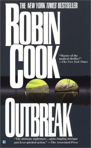Outbreak - Robin Cook Image
