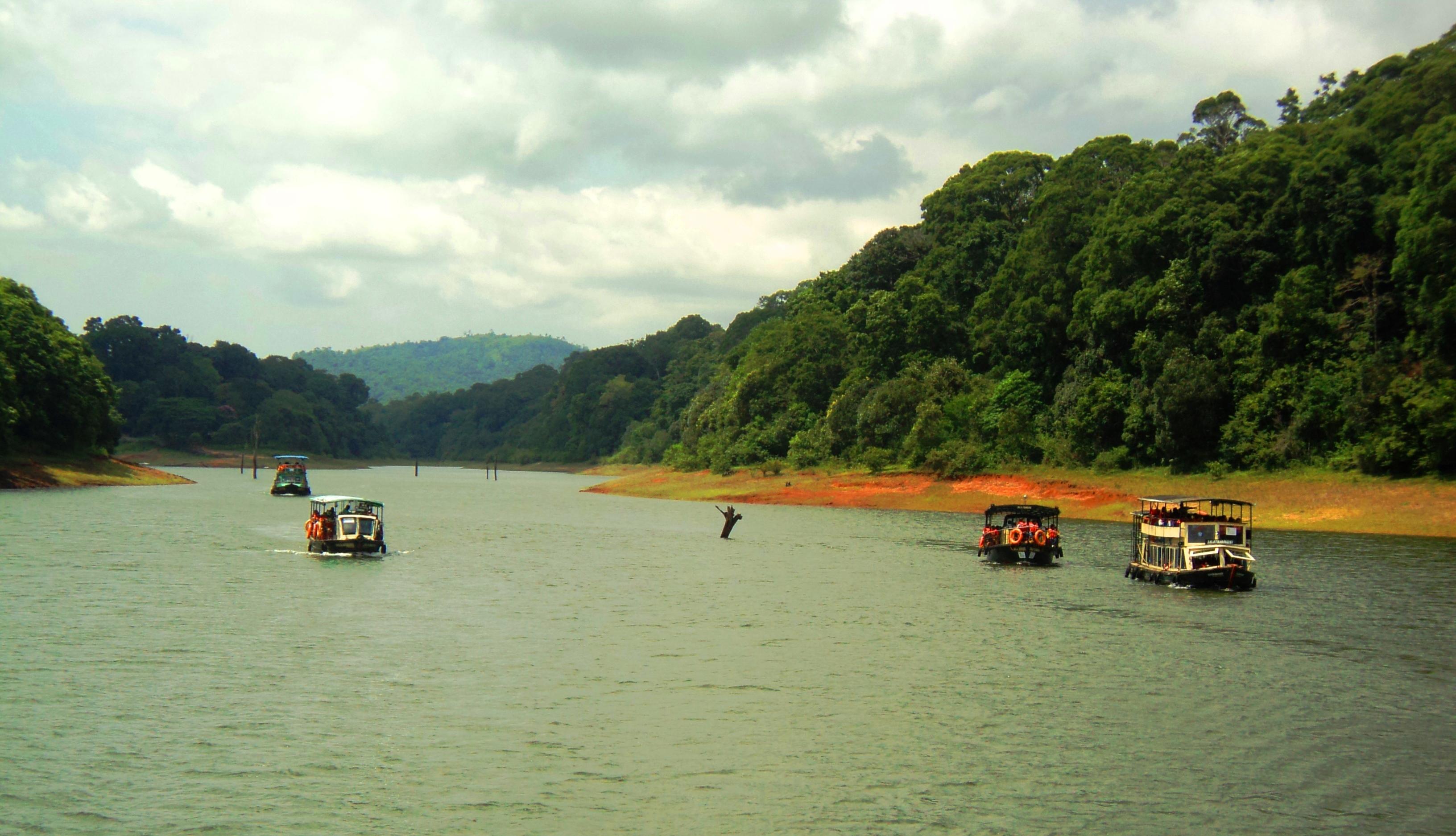 Thekkady reviews tourist places tourist destinations for Travel planners kerala reviews