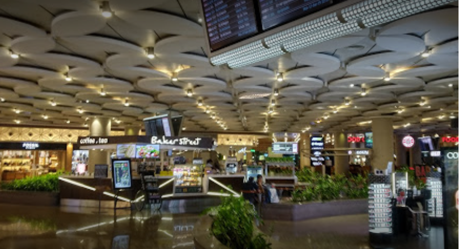 Mumbai, India (BOM) - Chhatrapati Shivaji International Airport Image