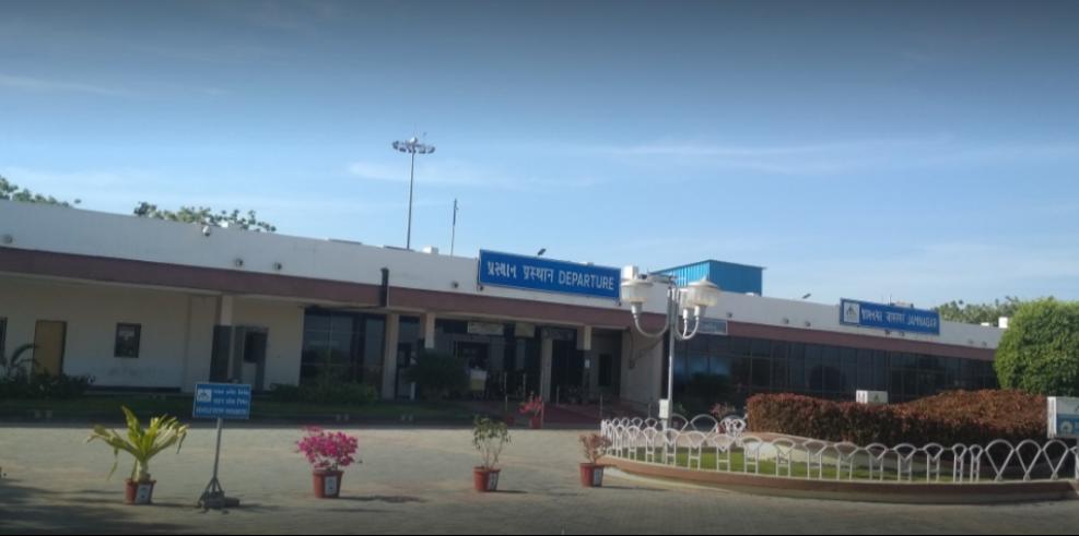 Jamnagar, India (JGA) Airport Image
