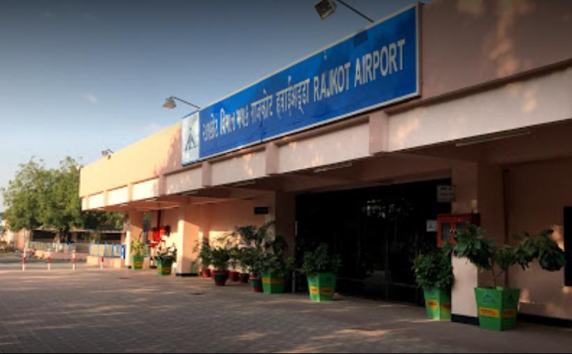 Rajkot, India (RAJ) Airport Image