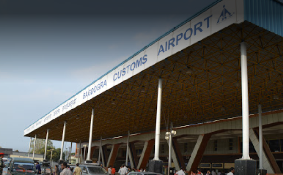 Bagdogra, India (IXB) - Bagdogra Airport Image