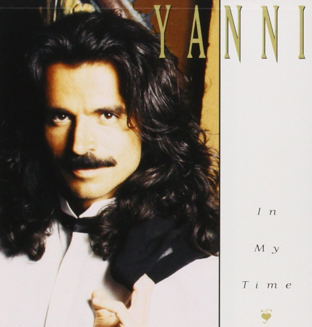 IN MY TIME - YANNI - Reviews, music reviews, songs, Trailers