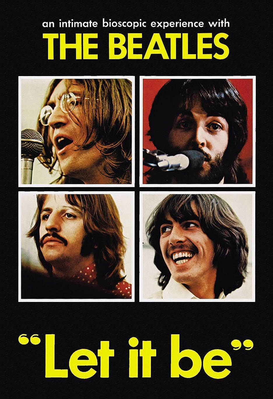 The Beatles - LET IT BE (1970) - Album REVIEW 💿🎭 - YouTube