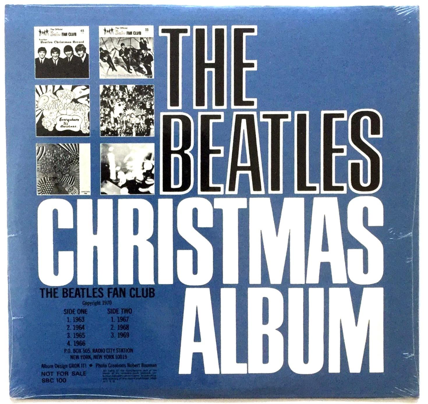 THE BEATLES CHRISTMAS ALBUM - THE BEATLES - Reviews, music