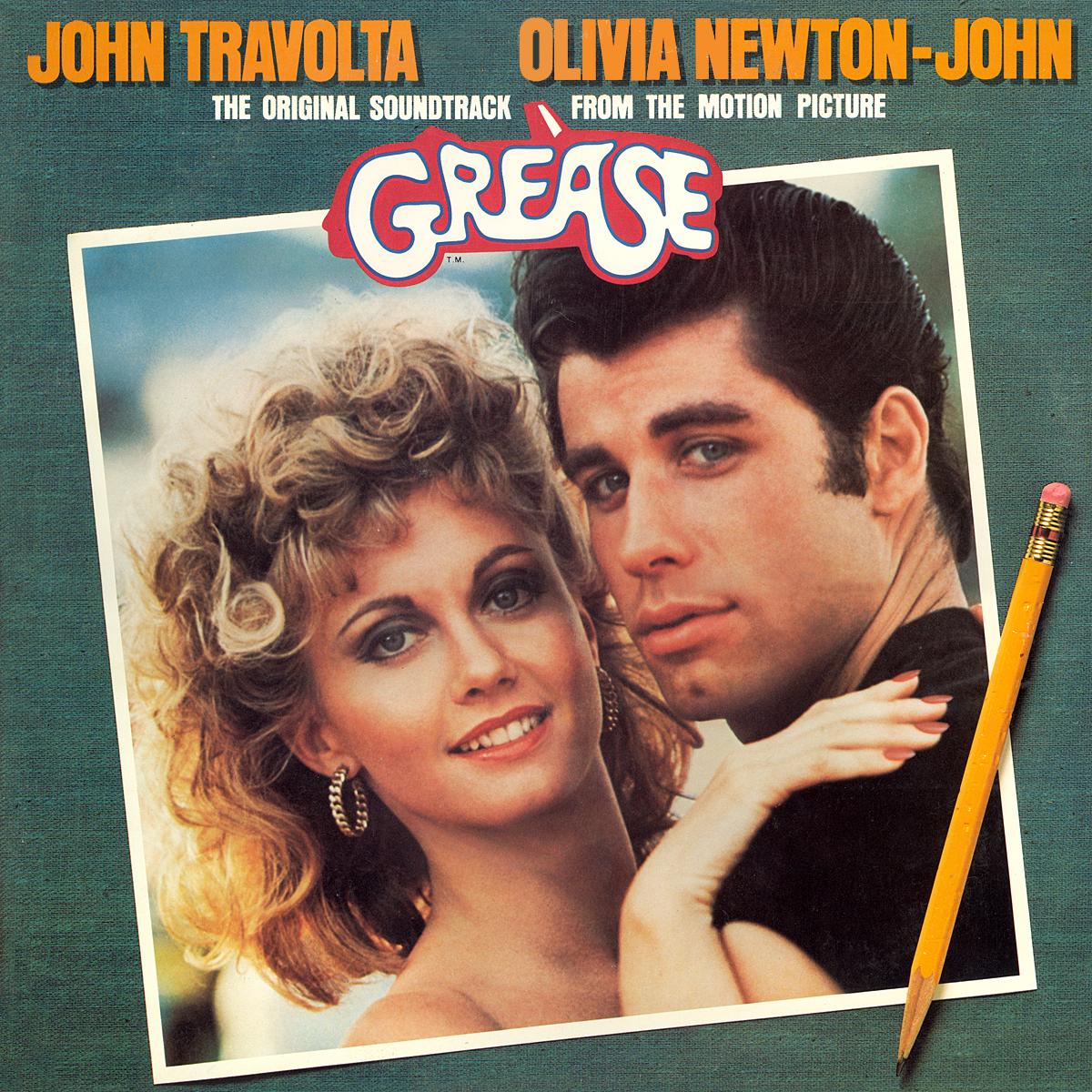 Grease - Music Album Image