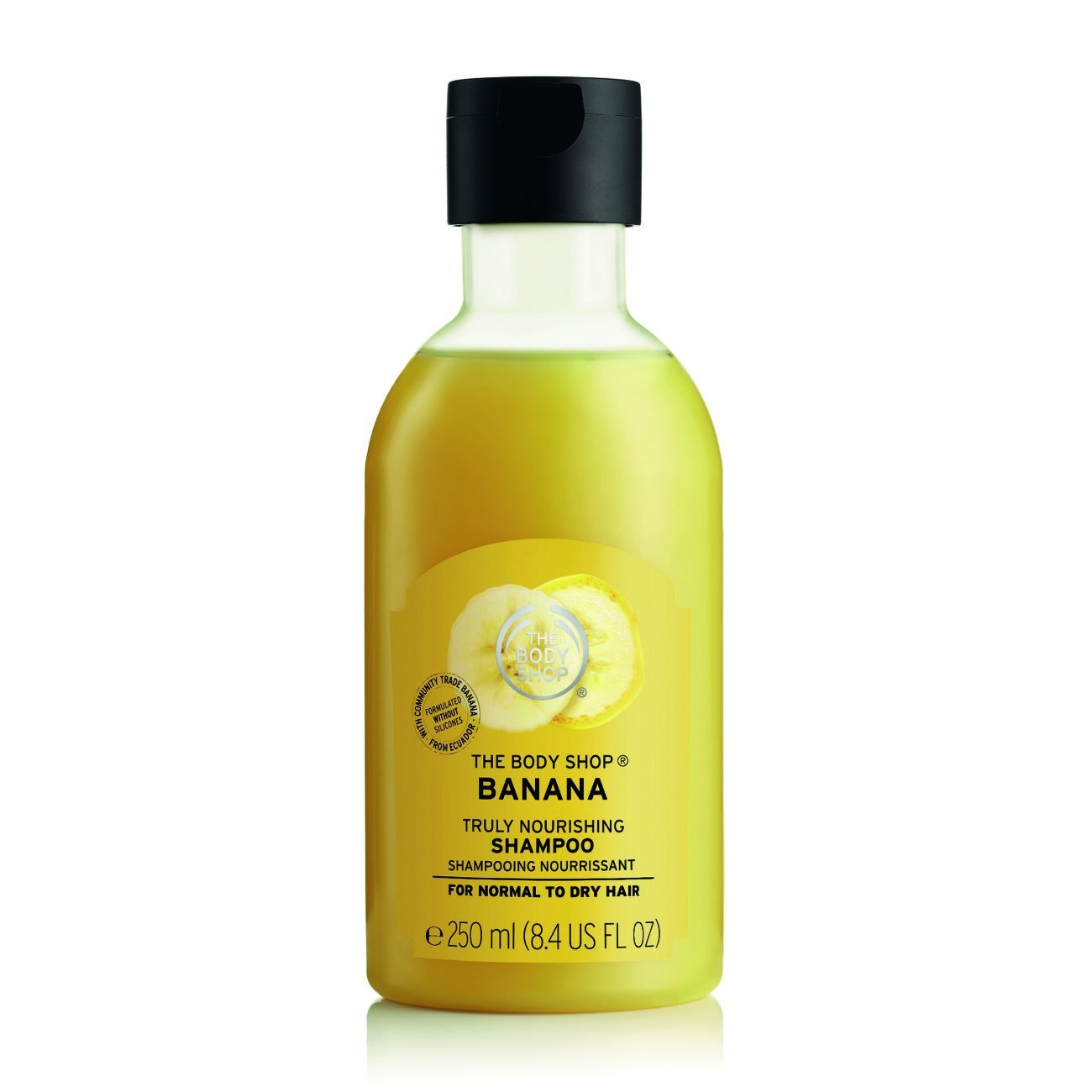 The Body Shop Banana Shampoo Review The Body Shop Banana