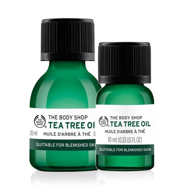 The Body Shop Tea Tree Oil Scalp Care Conditioner Image