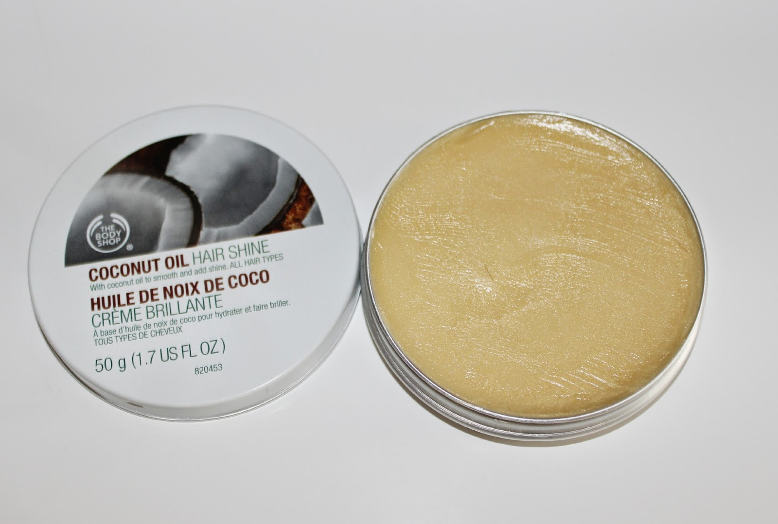 The Body Shop Coconut Oil Hair Shine Image