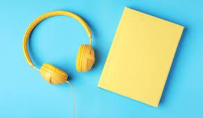 Audio Books Vs. Paper Books Image