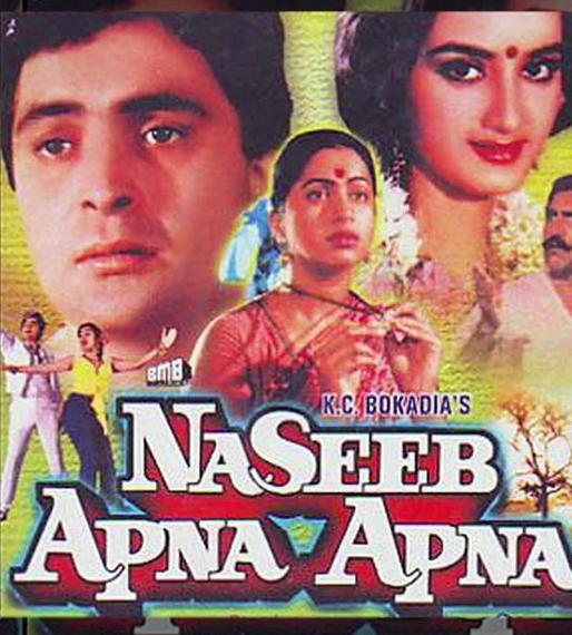 Funny Movie Yet Interesting Naseeb Apna Apna Audience Review