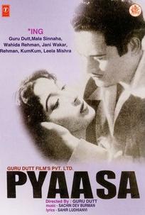 Pyaasa -1957 Bollywood Image