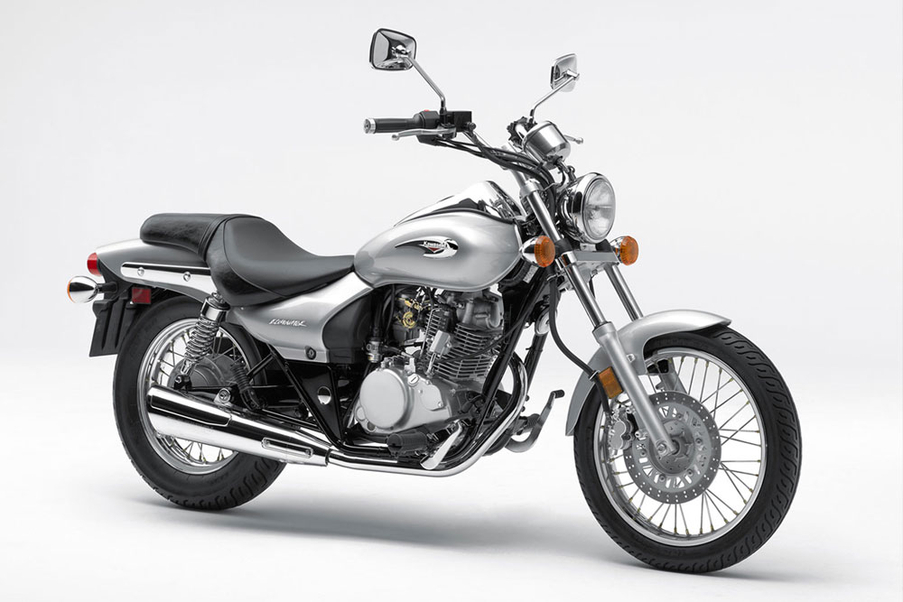 Kawasaki Eliminator  Price In India