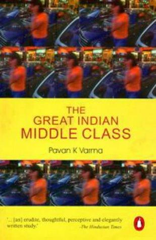 Great Indian Middle Class - Pavan K. Varma Image