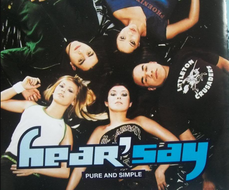 PURE & SIMPLE - HEAR'SAY - Reviews, music reviews, songs