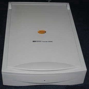 HP SCANNER 3200C DRIVER PC