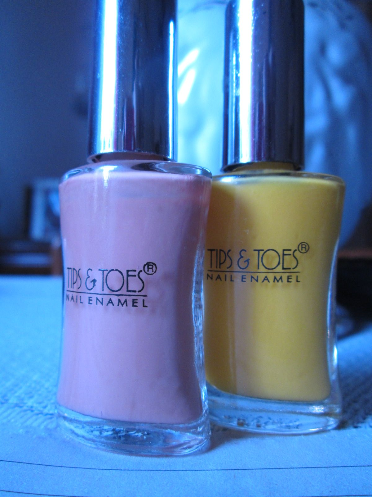 Tips and Toes Nail Paints Image