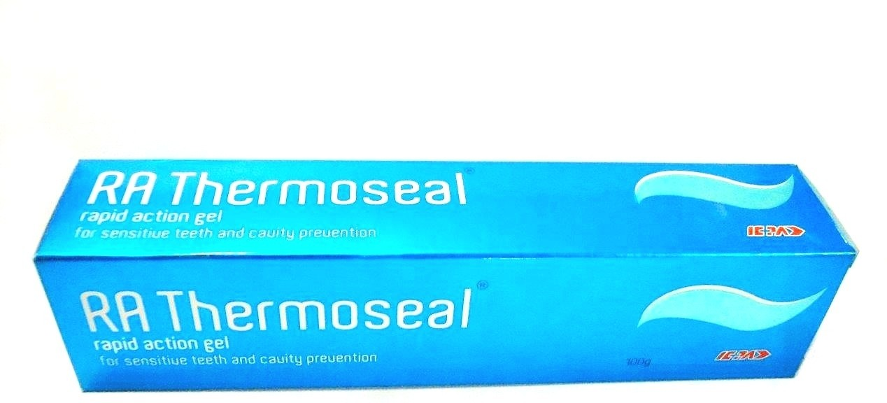 Thermoseal Toothpaste Image