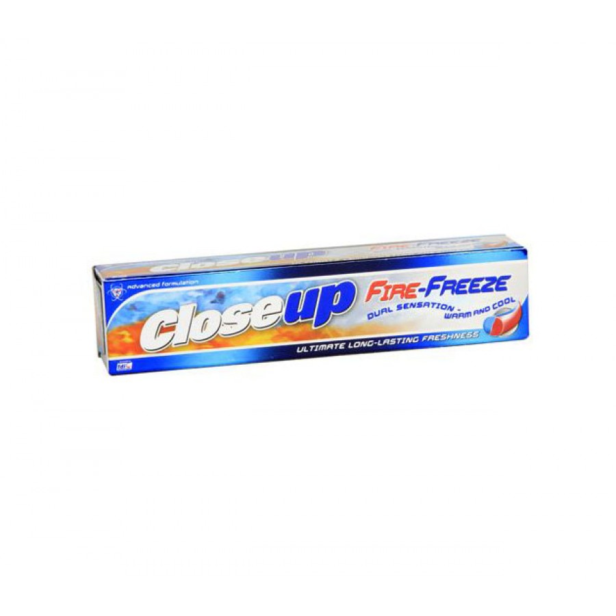 Close Up Granules Toothpaste Image