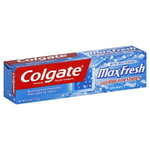 Colgate MaxFresh Image