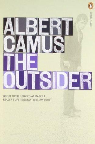 Outsider, The - Albert Camus Image