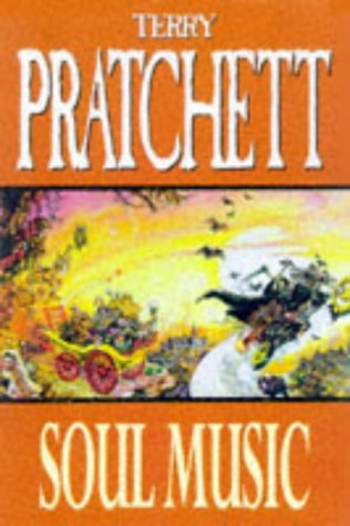 Soul Music - Terry Pratchett Image