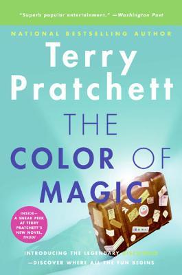 Color of Magic, The - Terry Pratchett Image