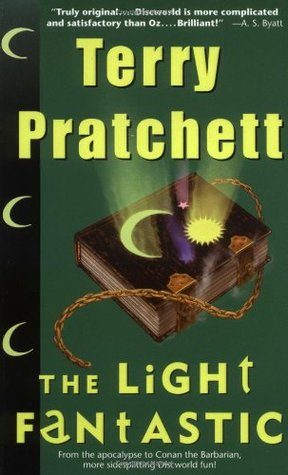 Light Fantastic, The - Terry Pratchett Image