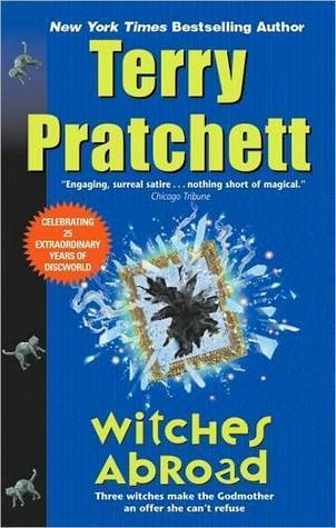 Witches Abroad - Terry Pratchett Image