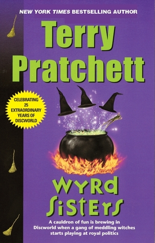 Wyrd Sisters - Terry Pratchett Image