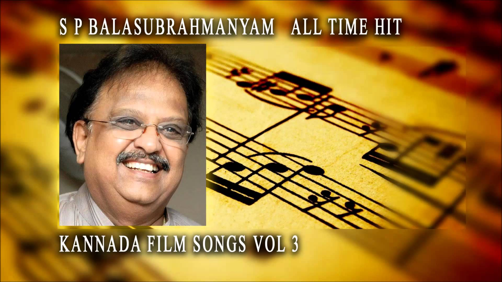 The Golden Collection: All Time Hits - S.P. Balasubramaniam Image