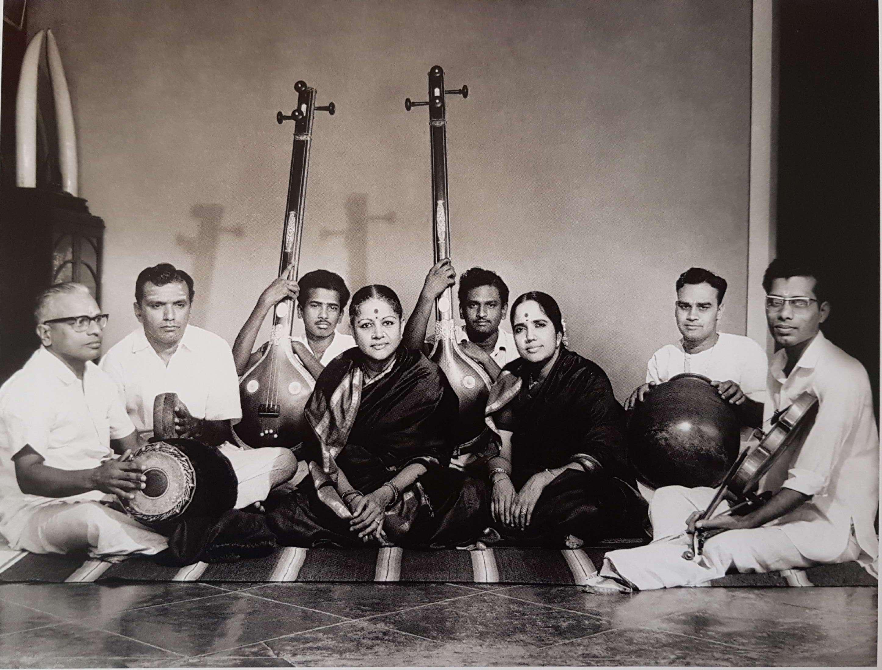 Legends - M.S.Subbulakshmi Image