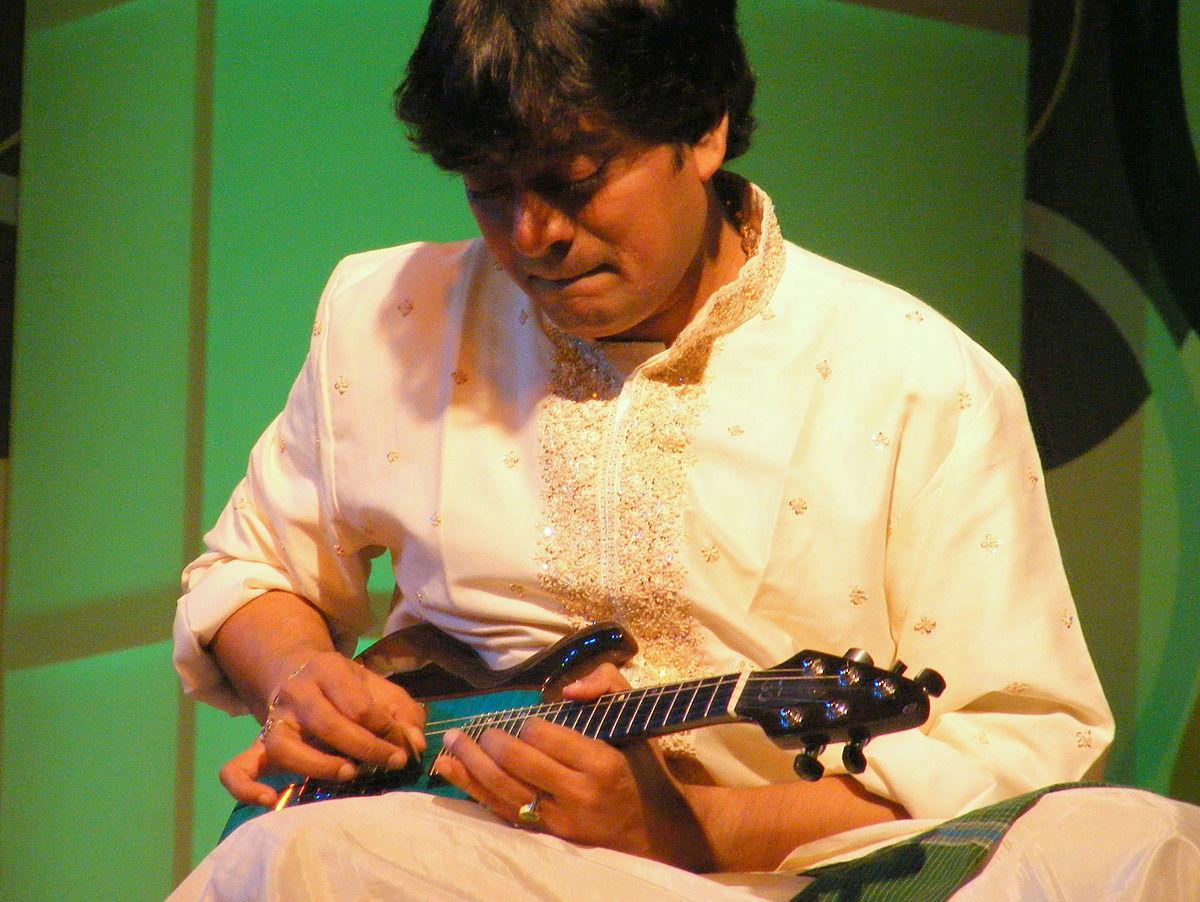 Classical Music: Mandolin - U Srinivas Image