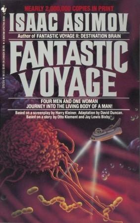 Fantastic Voyage - Isaac Asimov Image
