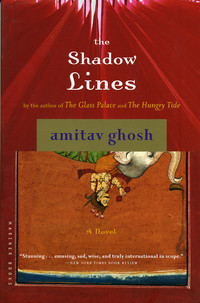 Shadow Lines - Amitav Ghosh Image