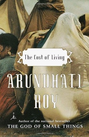 Cost of Living, The - Arundhati Roy Image