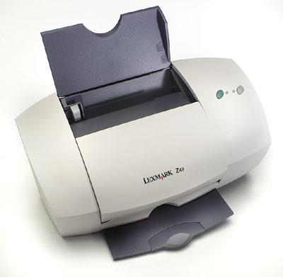Lexmark Z43 Image