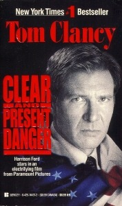 Clear and Present Danger - Tom Clancy Image