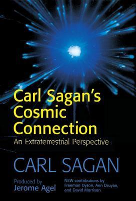 Cosmic Connection - Carl Sagan Image