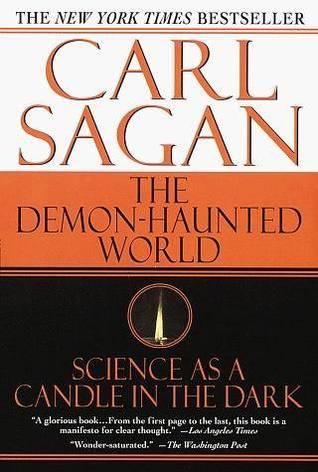 Demon - Haunted World, The - Carl Sagan Image