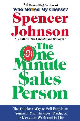 One Minute Sales Person - Dr Spencer Johnson Image