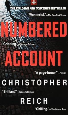 Numbered Account - Christopher Reich Image