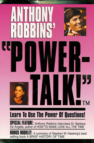 ANTHONY ROBBINS' 'POWER-TALK' : LEARN TO USE POWER OF ...