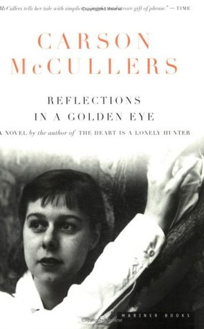Reflections in a Golden Eye - Carson McCullers Image