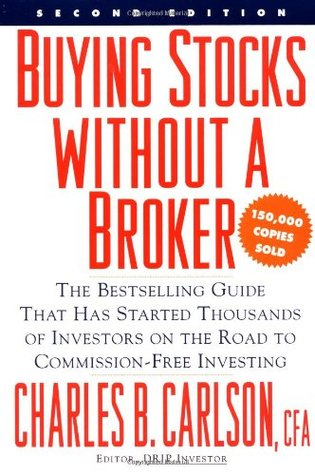 Buying Stocks Without a Broker - Charles B Carlson Image