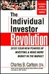 Individual Investor Revolution, The - Charles B Carlson Image