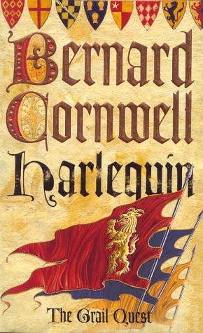 Harlequin - Bernard Cornwell Image
