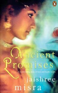 Ancient Promises - Jaishree Misra Image