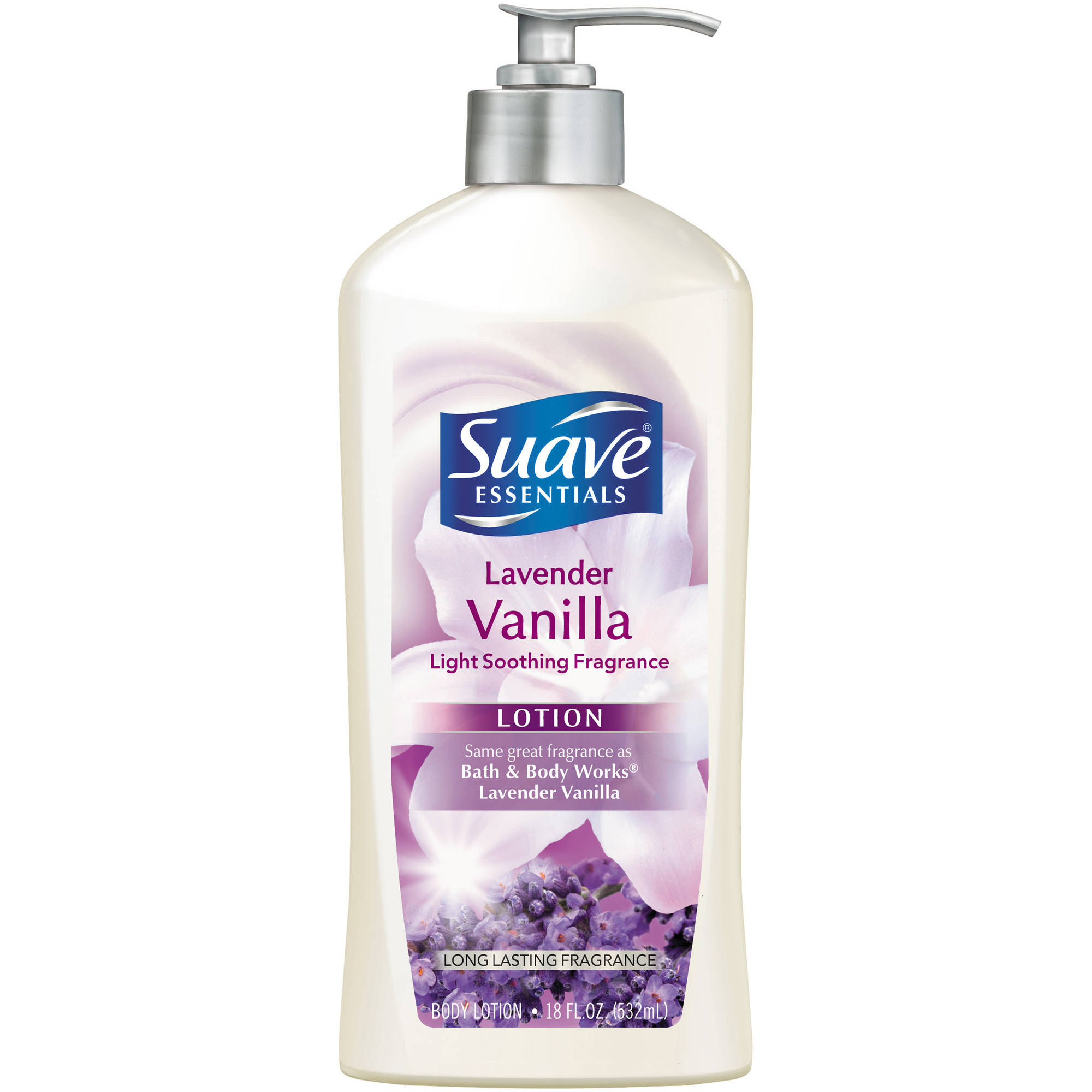 Suave Natural Moisterizing Body Lotion Image